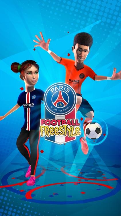 PSG - Football Freestyle screenshot-7