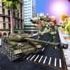 米軍タンク変換ロボット:テリトリーウォーズ
