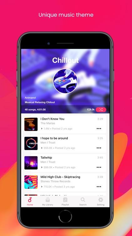 Music Trends - MP3 Player screenshot-4