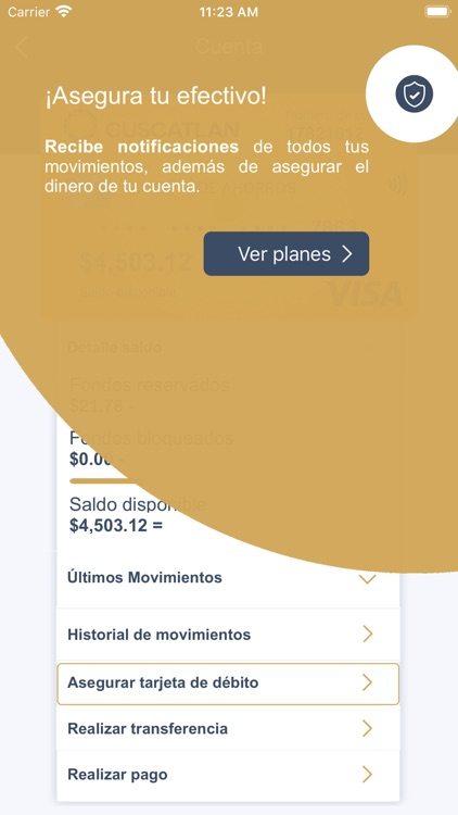 Banco Cuscatlan SV screenshot-7