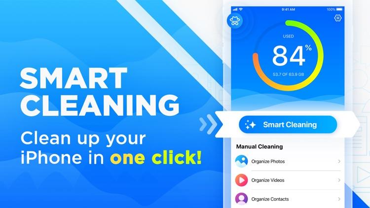 Smart Cleaner - Clean Storage screenshot-0