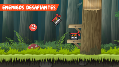 Descargar Red Ball 4 (Ad Supported) para Android