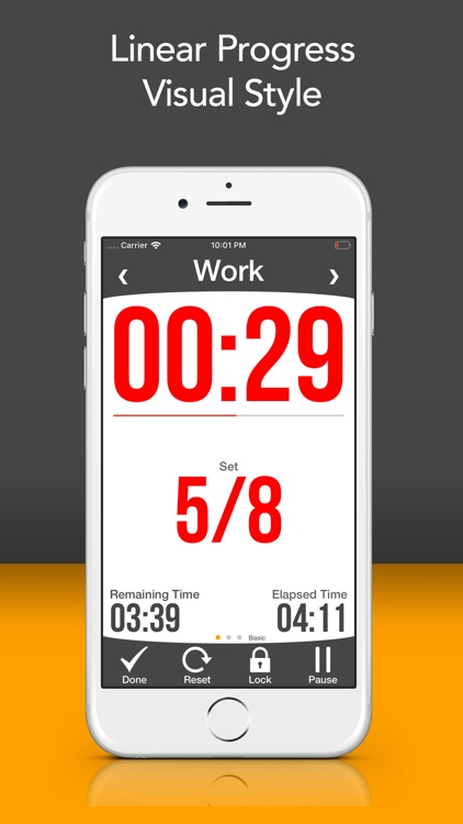 Circuit Training Timer Lite screenshot-7