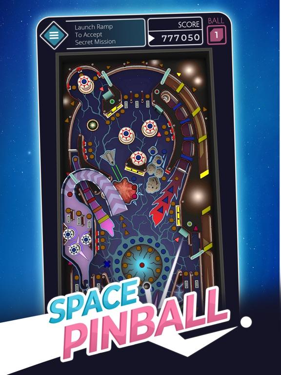 Old Space Pinball screenshot 10