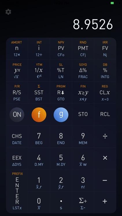 Vicinno Financial Calculator screenshot-3