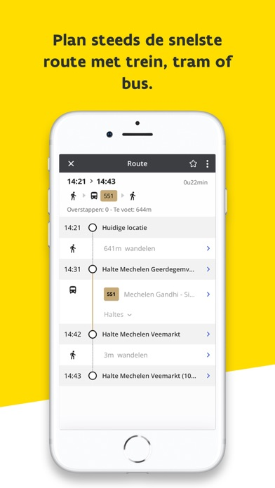 Screenshot for De Lijn in Austria App Store