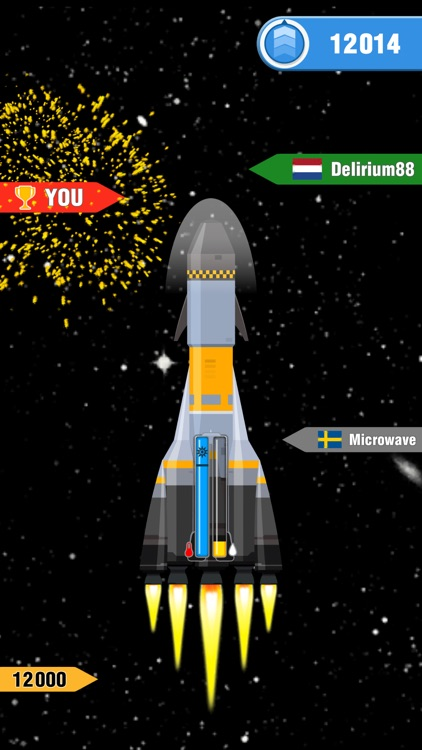 Rocket Sky! screenshot-2