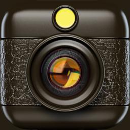 Ícone do app Hipstamatic
