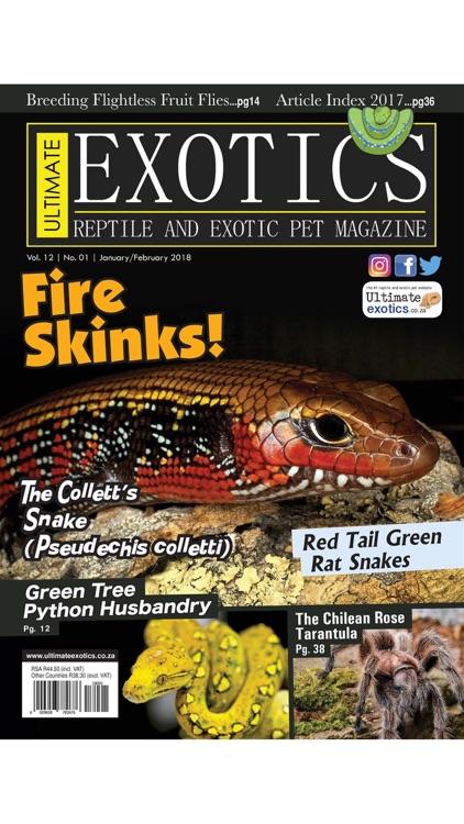 Ultimate Exotics Magazine screenshot-9