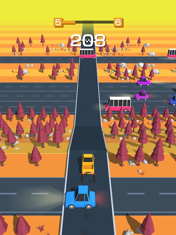 Traffic Run! screenshot 9