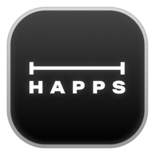Happs - The Network of Now for Mac