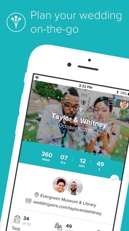 Wedding Planner by WeddingWire screenshot-0