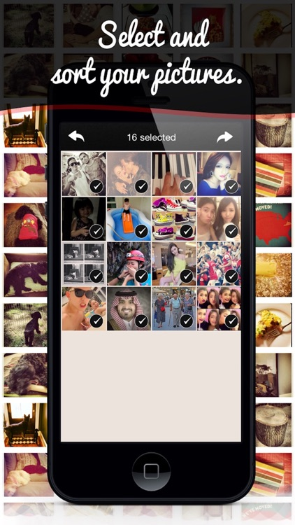 Flipagram+ Slideshow Collage screenshot-3