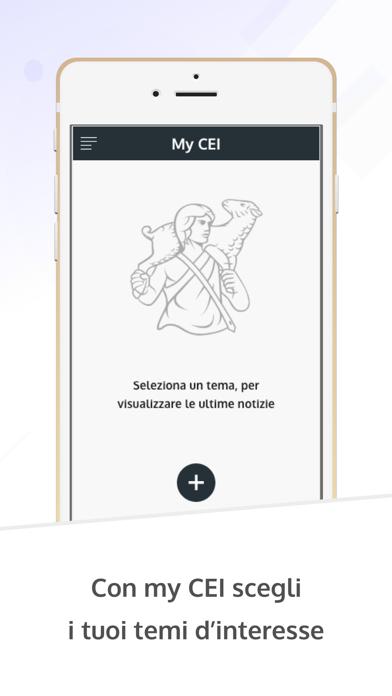 App CEI screenshot four