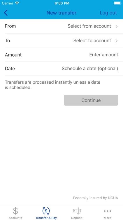 Anderson FCU Mobile Banking screenshot-4
