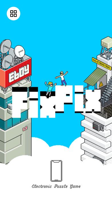 Screenshot #1 pour eBoy FixPix