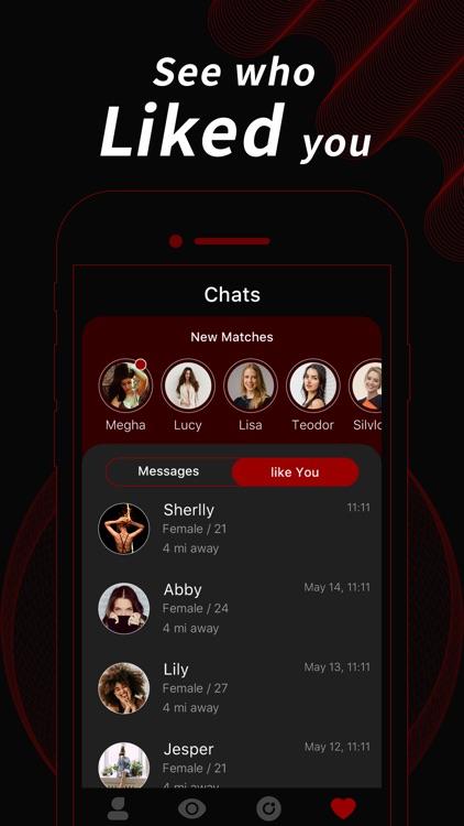 Feter: Date BDSM, Kink, Fetish screenshot-3