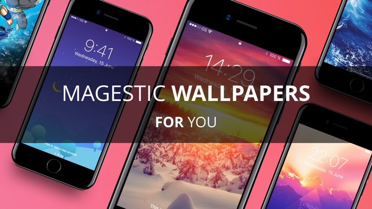 Wallpapers for iPhone X XS Max screenshot-9