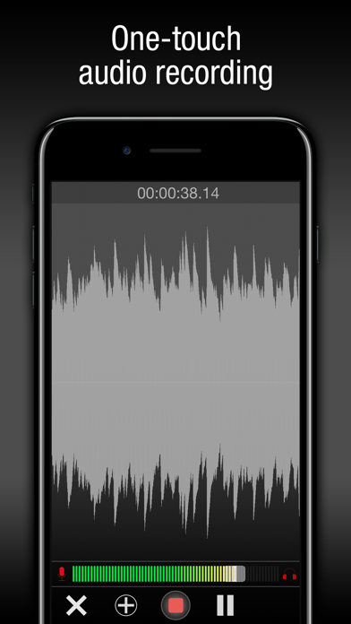 Screenshot #2 pour iRig Recorder