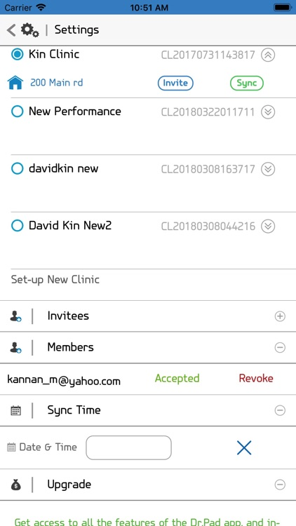 Dr.Pad: Patient Medical Record screenshot-9