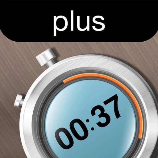 Timer Plus with Stopwatch