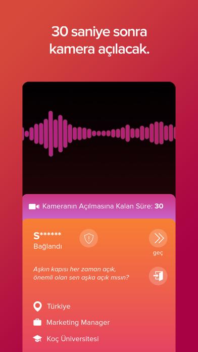 Who -- Sesli, Görüntülü Sohbet iphone ekran görüntüleri