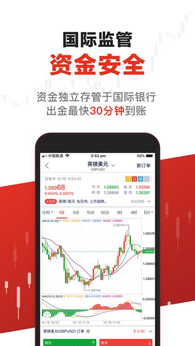 利达期货交易-期货投资和贵金属交易平台 screenshot one