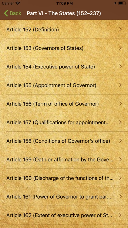 Constitution of India  English screenshot-2