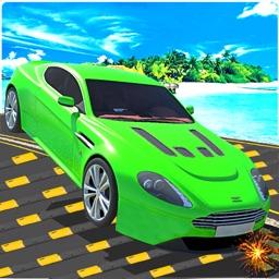 100 Speed Bumps-Derby Crash 3D