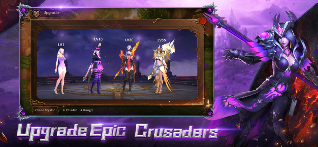 ?Crusaders of Light Screenshot