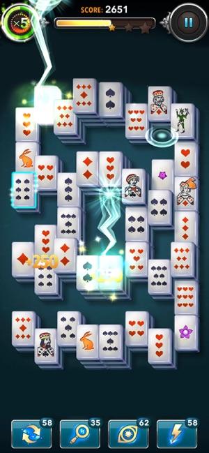 Mahjong Crimes Screenshot
