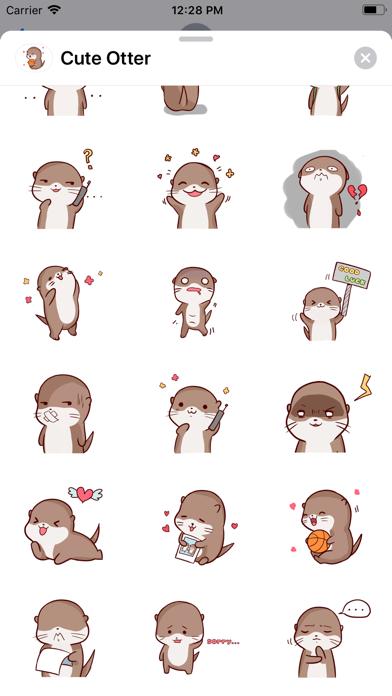 Cute Otter screenshot 3