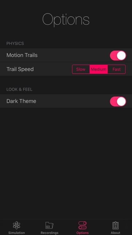 Simple Harmonic Motion Tool screenshot-4