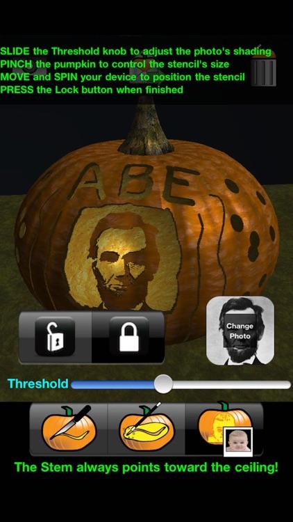 Pumpkin 3D Magic screenshot-4