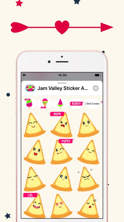 Jam Valley Sticker Academy screenshot-3