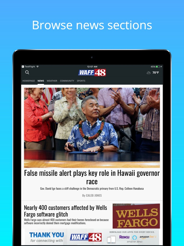 WAFF 48 Local News on the App Store