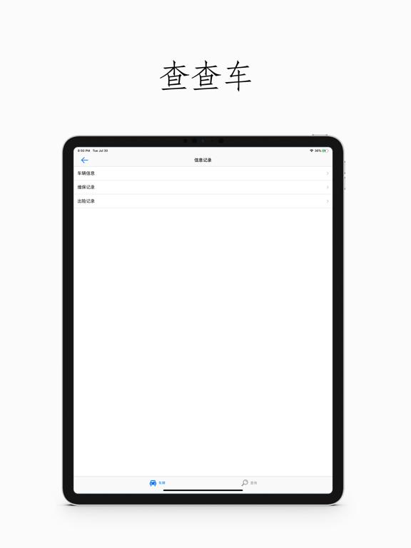 车辆信息记录与查询系统 screenshot 7