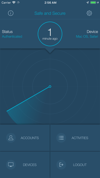 LastPass MFA Screenshot