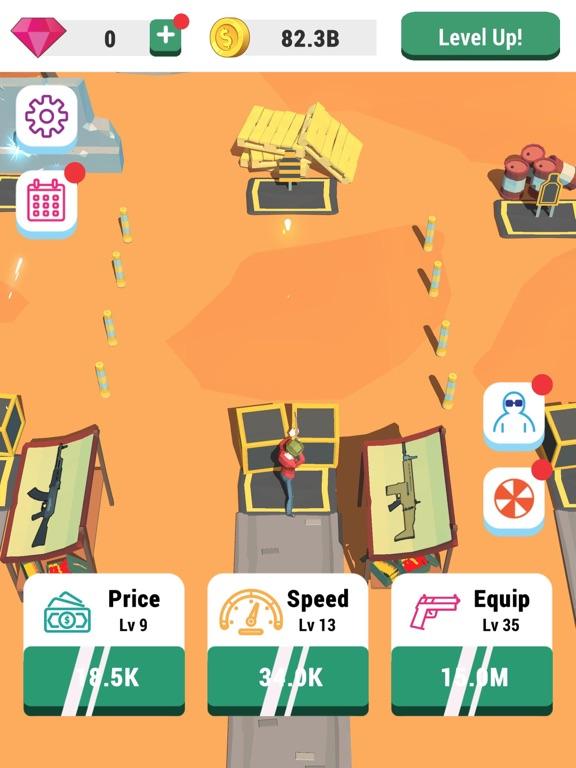 Idle Polygon screenshot 6