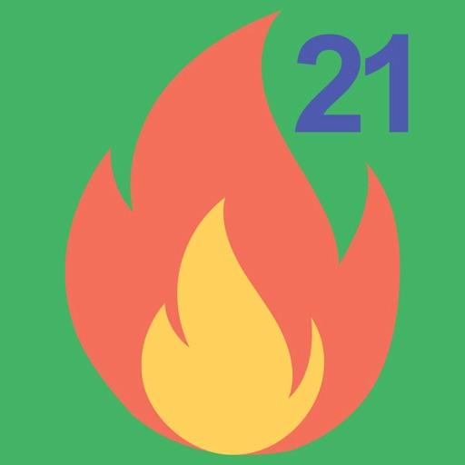 21 Solitaire Battle icon