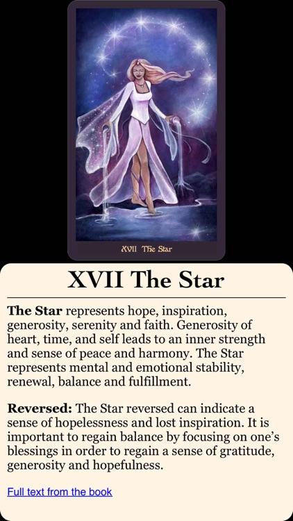 Crystal Visions Tarot screenshot-3