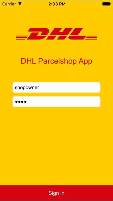 Dhl App Windows
