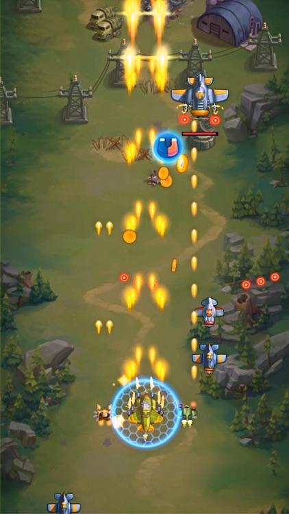 HAWK: Bullet Hell Jet Shooter screenshot-7