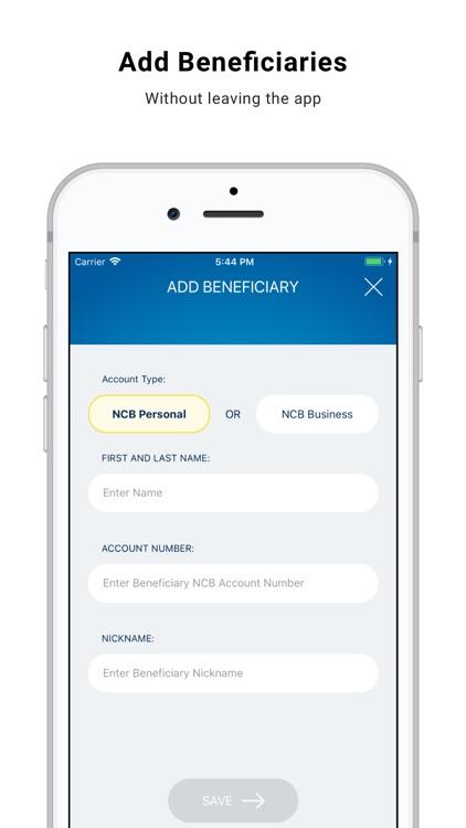 NCB Mobile screenshot-5