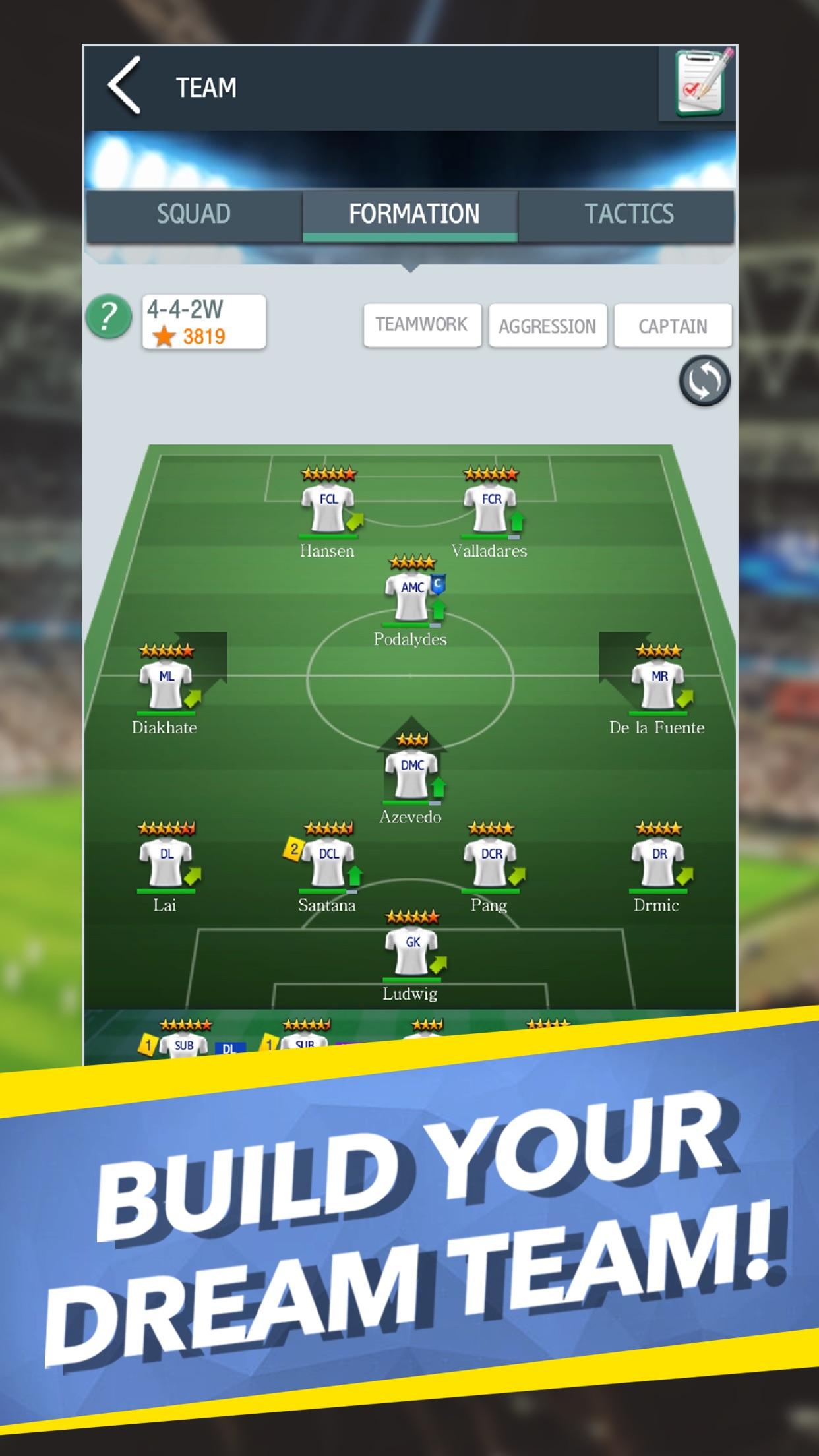Top Football Manager 2019 Screenshot
