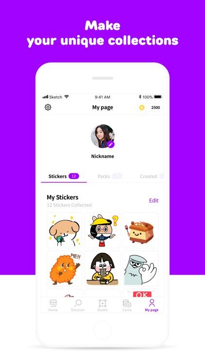 mojitok stickers screenshot-6