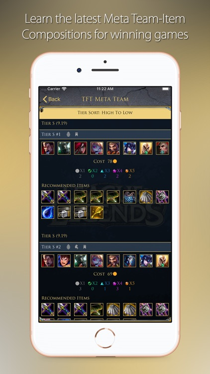 TFT LCS for League of Legends screenshot-7