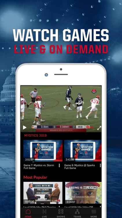 Monumental Sports Network screenshot-3
