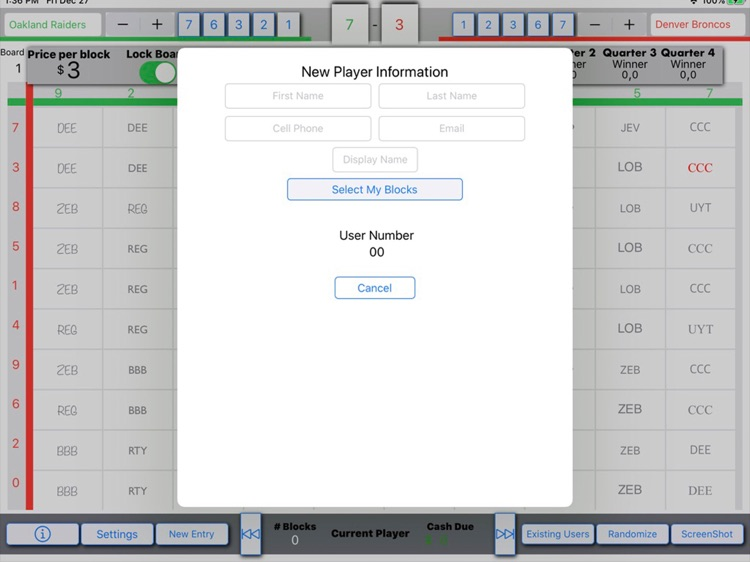 Super Bowl Blocks screenshot-6