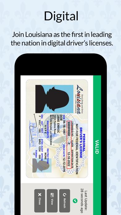 LA Wallet Screenshot